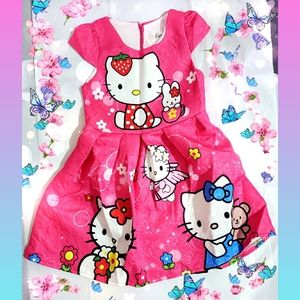 Other - Hello Kitty on Dress (12-18 months)